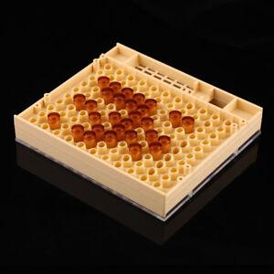 Komplette Königin Bienenzucht Tool Kit Bee Aufzucht System Catcher Box Cell Cup