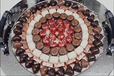 753019 Belgian Chocolates A4 Photo Texture Print