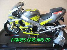 MOTO GUILOY 1/10 HONDA CBR 600