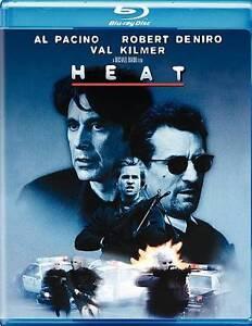 Heat (Blu-ray Disc, 2009) Blu-ray Disc Only C4