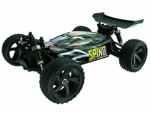 Buggy Spino Off-Road Motor Eléctrico RC-370 Radio 2.4GHZ 1/18 Rtr 4WD HIMOTO