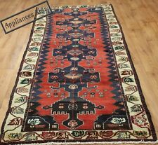 OLD WOOL HAND MADE PERSIAN ORIENTAL FLORAL RUNNER AREA RUG CARPET 280 X 103 CM
