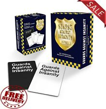 Cards Against Humanity Guards Edition Super Naughty Expansion Friends Pack Game