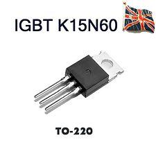 K15N60 Fast IGBT Infineon TO-220 SKP15N60 UK Stock