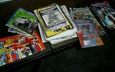 HUGE LOT (37) 1985-2000 TRANSFORMERS ROBOT CATALOG COMIC BOOK PRODUCT BOOKLETS