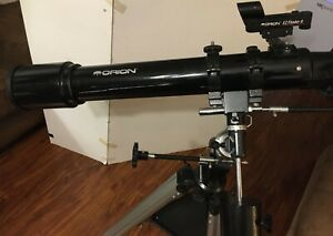 ORION Observer EQ Refractor TELESCOPE - with extra accessories