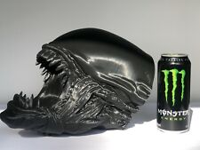 HR Giger Alien Xenomorph inspired 1:1 Alien Head Alien VS Predator Action Figure