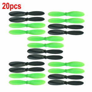 20X Propeller Props Blade for Hubsan X4 H107L H107C RC / Quadcopter Drone US