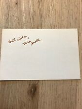 More details for neva small fiddler on the roof signed autograph