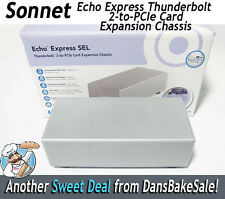 Sonnet Echo Express Thunderbolt 2-to-PCIe Card Expansion Chassis New in Open Box