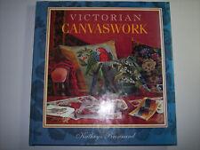 VICTORIAN CANVASWORK by Kathryn Brennand HC Berlin woolwork PATTERNS