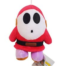 Super Mario Brothers Masks Person 5 inch Shy Guy Plush Toy Stuffed Figure Doll