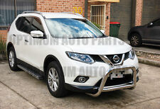 Stainless Steel Nudge Bar to suit Nissan X-Trail T32  2014-2020