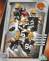 "Cleveland Browns 2014 NFL Team Composite Photo (Size: 8"" x 10"")"