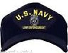 U.S. Navy Law Enforcement Cap-Authentic-Licensed