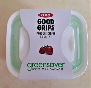 NEW OXO Good Grips GreenSaver Produce Keeper (1.6 qt)
