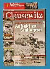 Clausewitz 6/2020 November/Dezember Auftakt zu Stalingrad ungelesen 1A abs. TOP