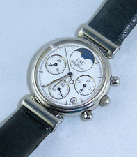 IWC Schaffhausen LADY DA VINCI Mondphase Moonphase Chronograph Damen Uhr Watch