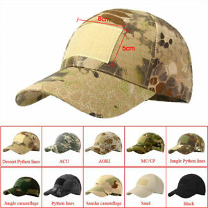 new Camouflage Hat Simplicity Outdoor Sun Hat Army Woodland Camo Tactical Cap