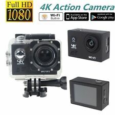 ULTRa 4K Wifi 16MP 1080P Sports Action Waterproof Camera  +accessories fr Gopro