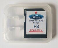 Ford F8 Sync2 Europa 2019/2020 SD-Karte / Software Sync 2 Navigation SD Card
