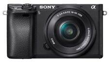 Sony Alpha ILCE-6300 mit 16-50mm f/3.5-5.6 Objektiv - Schwarz