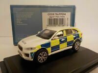 Jaguar F-Pace - Police, 1/76 Oxford Diecast,   New