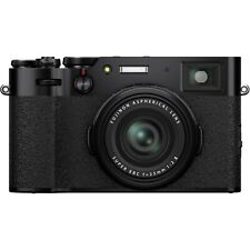 Fuji Fujifilm X100V (Black) w/64GB SDXC Card *NEW* *IN STOCK*