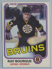 1981-82 O-Pee-Chee Ray Bourque Boston Bruins  2nd Year NMT