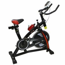 Stationary Indoor Bike Cycling Cardio Health Fitness Exercise Bicycle Workout