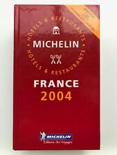 Guide Michelin France 2004