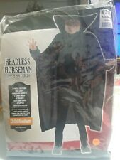 Blood Headless Horseman Costume Child Medium#394