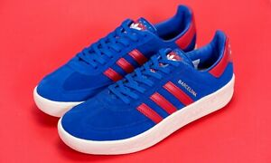 Adidas Barcelona trainers Sneakers stockholm uk 10.5 e 45 + US 11 new boxed