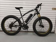Pedalease Electric Fat Bike 48 V 750 W MID DRIVE Motor comme bafang avec Lithium 🔋