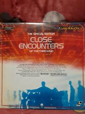 Close Encounters Of The Third Kind Laser Disc