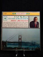 Tony Bennett-I Left My Heart In San Francisco-LP Record-Columbia-CS 8669