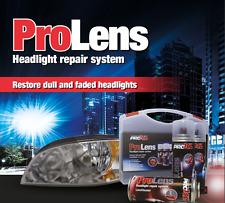 Headlight Restoration Kit - ProXL ProLens - Headlight Repair System
