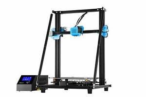 AU Stock Creality 3D CR-10 V2 3D Printer Big Size 300x300x400mm PLA TPU PETG ABS