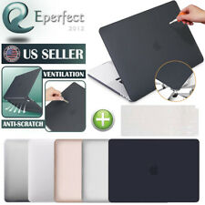 "For 2020 MacBook Air 13.3"" A2179 Rubberized Case Shell Keyboard Cover Protector"