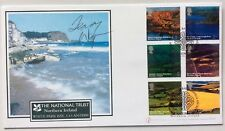 TERRY WOGAN TV Presenter Signed 16.3.2004 A British Journey-Northern Ireland FDC