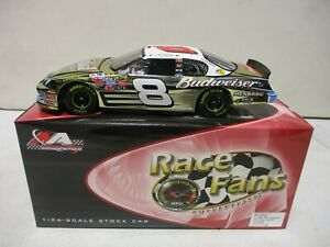 Action 2007 Dale Earnhardt Jr Budweiser '57 Chevy 50th Anniversary Gold Chrome 1