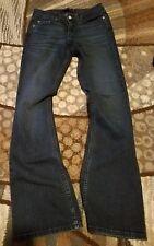 Levis Red Tab Size 3 Medium Dark Blue Dark Stitching