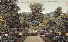 POSTCARD   BEDS    LEIGHTON   BUZZARD   View  in  Gardens