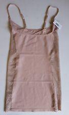 Vintage Pink Ultimo Contour Shapewear Medium Control Super-Soft Slip - 14 & BNWT