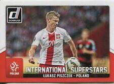 Donruss Soccer 2015 Int. Superstars Chase Card #75 Lukasz Piszczek