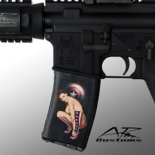 AR Soc Captain Crush - Mag Sock Mag Wraps fits Polymer 30rd Mags including PMag