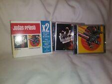 Judas Priest Box x2 British Steel Screaming for Vengeance 2 CD 2008 Remasters