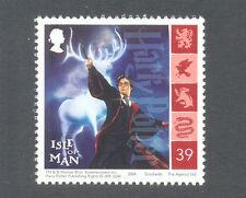 Harry Potter-Isle of Man postage stamp mnh