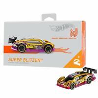 Hot Wheels id Super Blitzen {Race Team} - Many other ID cars