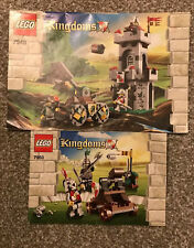 Lego 7948/7950 Instructions Books Only